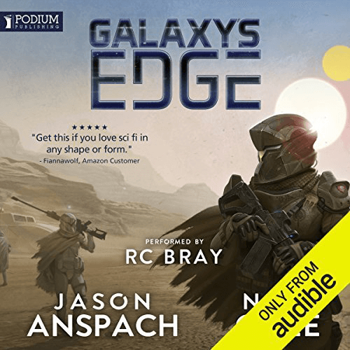 Galaxy's Edge Audiobook