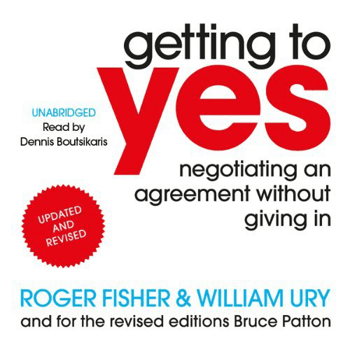 Getting to Yes Audiobook