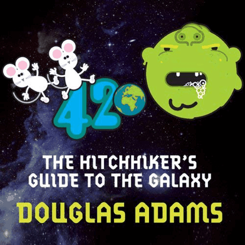 Hitchhikers Guide to the Galaxy Audiobook