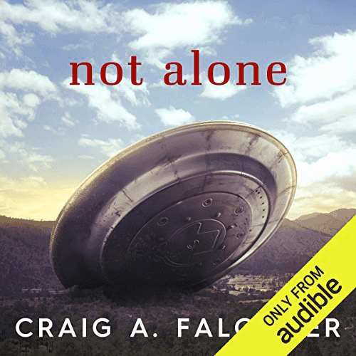 Not Alone Audiobook