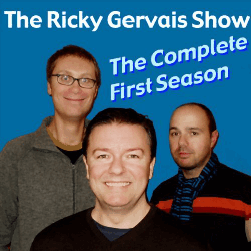 Ricky Gervais Show Audiobook
