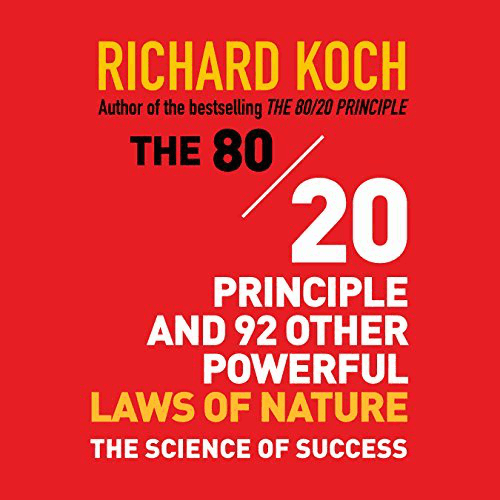 The 80/20 Principle Audiobook