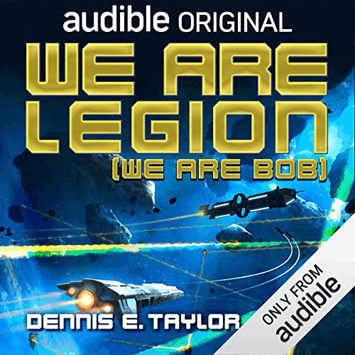 We Are Legion Audiobook
