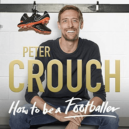 How to be a Footballer Audiobook