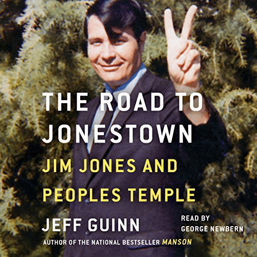 The Road to Jonestown Audiobook