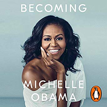 Becoming Audiobook by Michelle Obama