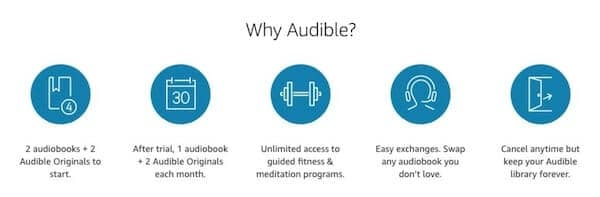 Why Choose Audible?
