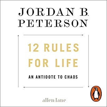 12 Rules for Life: An Antidote to Chaos Audiobook