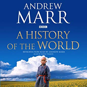 A History of the World Audiobook